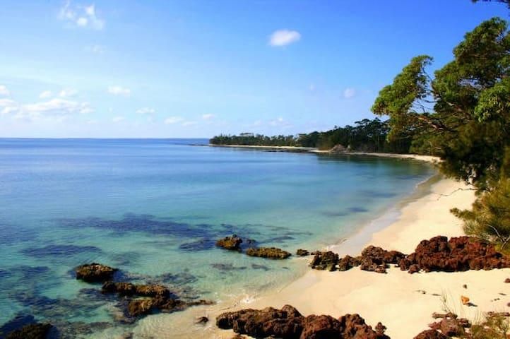 Perfect Jervis Bay location & fresh, modern living - Vincentia - ทาวน์เฮาส์