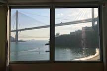 房間的view