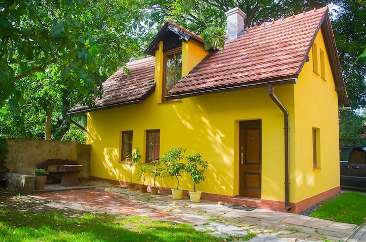 Domek w Świeradowie-Zdroju - Świeradów-Zdrój - Hus