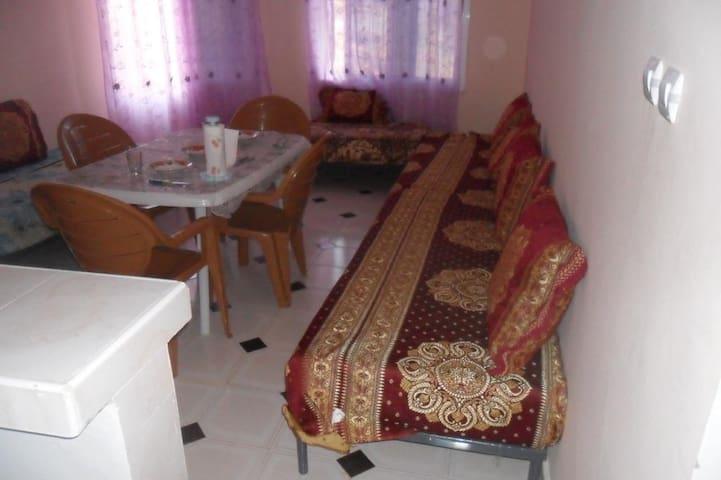 LOCATION SUR HAUTEUR DE PORSAY MARSA BEN MEHDI - Tlemcen - Appartement