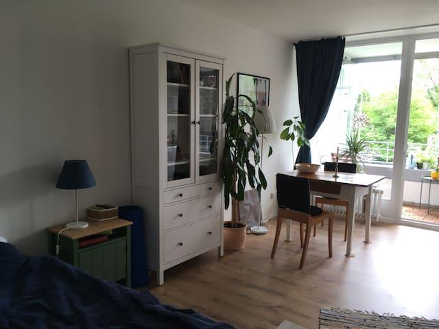 Cozy and bright apartment close to city center