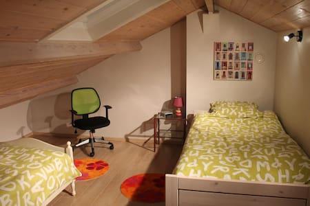 Guesthouse Den Beukelink 3 - Aalst - บ้าน