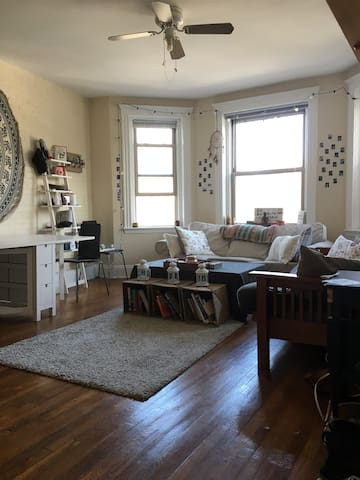 Cozy room in Fenway - Boston - Apartamento