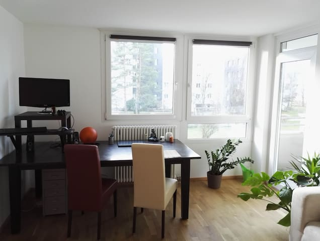 Nice apartement 1/2 people - Ottobrunn - อพาร์ทเมนท์