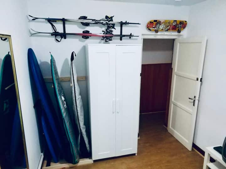 Super agradable ... Surf & Snow Apartment