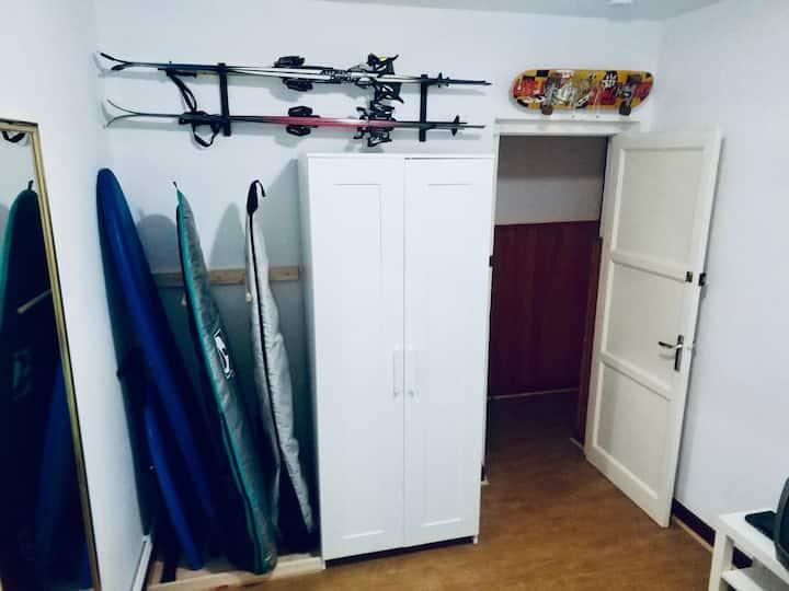 Super agradable ... Surf & Snow Apartment