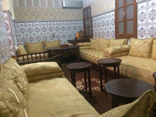 chambres a marrakech - Marrakesh - Huis