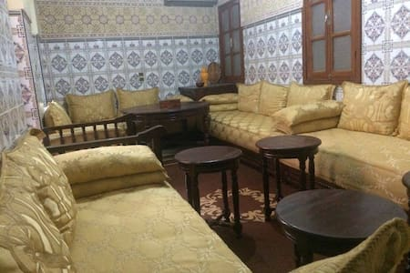 chambres a marrakech - Marrakech - Hus