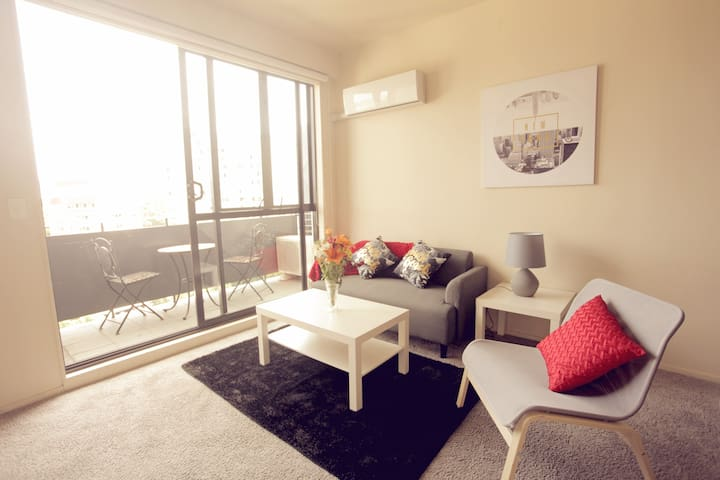 *FREE Parking* Central Location 2 Big Bedroom Apt - Auckland - Apartamento