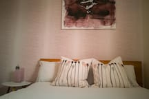 Double Room in City Centre + easy self check-in