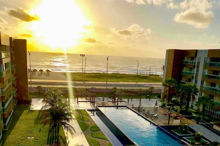 VG FUN - Apartamento 01 Suíte vista mar
