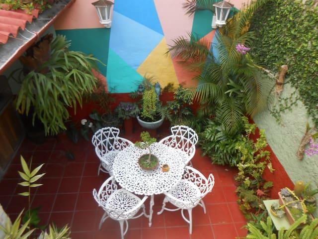 Hostal Los Cactus, Habitacion Doble