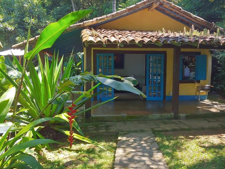 Sítio Ilhabela - Casa do Pátio