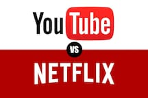 Free unlimited Youtube, Netflix and Spotify