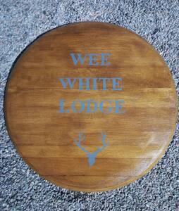 Wee White Lodge, Oban ,Argyll