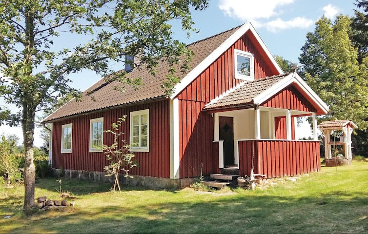 Holiday cottage with 2 bedrooms on 66m² in Lidhult