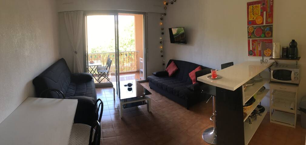 Home sweet Home in Calvi
