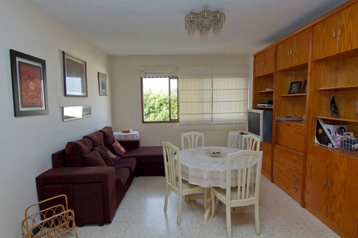 Apartamento cómodo, excelente ubicación y vistas. - Breña Baja - Wohnung