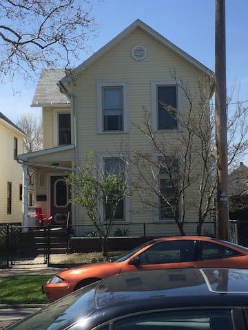 Ohio City RNC Rental! - Cleveland - House