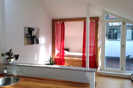 LESS IS MORE - Wenen - Appartement