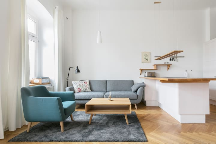 primeflats - Apartment Bischof Alaunpark Äußere Neustadt