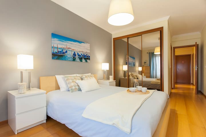 Lisbon South Bay, Cosy Apartment - Santo António - Wohnung