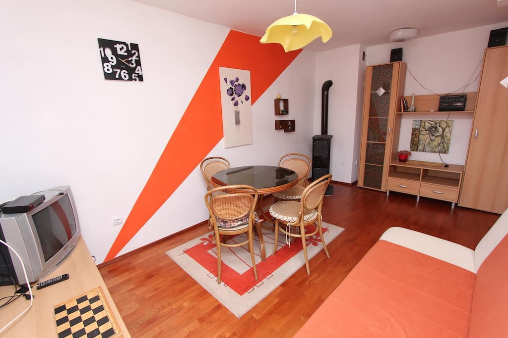 Un Chat Rovinj apartmany appartement kwatery apart