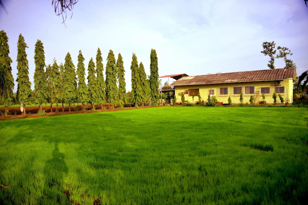 View of the Farmhouse Bungalow