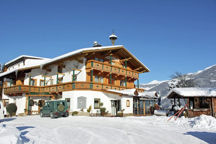 Spacious Holiday Home in Ried im Zillertal near Ski Area