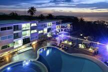 two Bedrooms Karon Pool View Apartment
