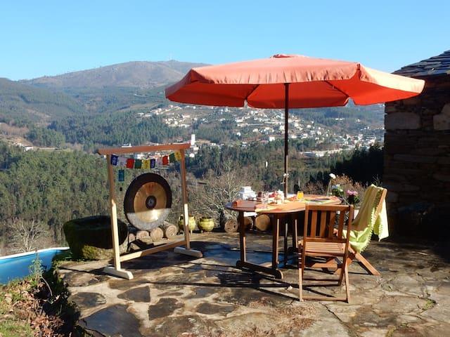 Quinta de Carvalho Lys - Cinfães - Cabin