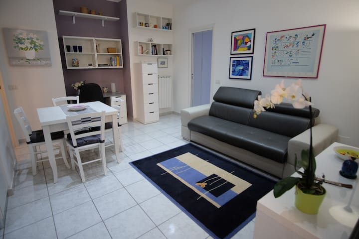 Spacious, welcoming, area  San Giovanni -Pigneto - Rome - Appartement