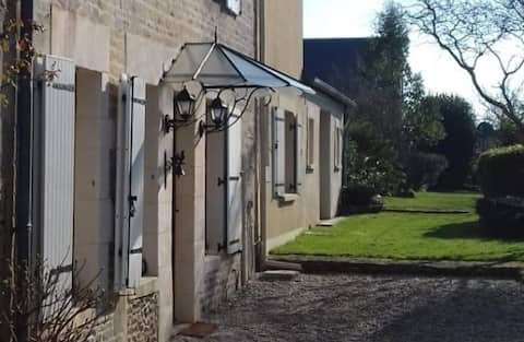 Bed and breakfast chez Dom et Caro mer et campagne