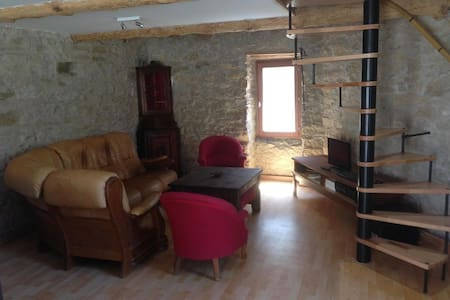 Le gîte d'Alaric - Pradelles-en-Val - Casa