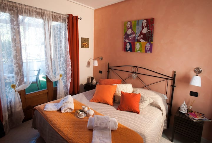 B&B ELENA DOUBLE ROOM WITH TERRACE
