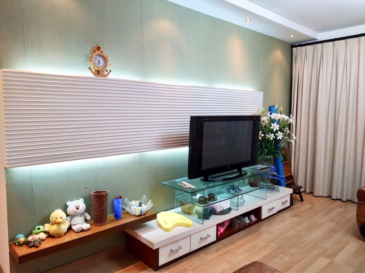 温馨优雅的客厅