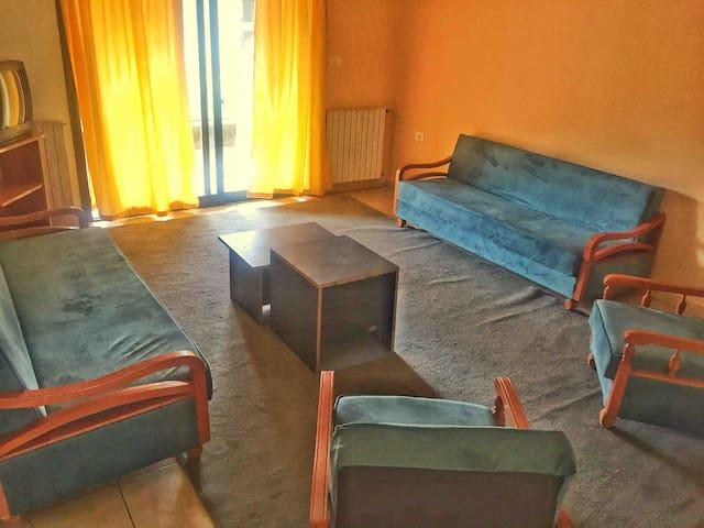 A two bedroom apartment at Faraya