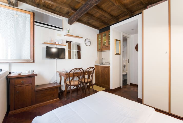 Mini home in Trastevere!