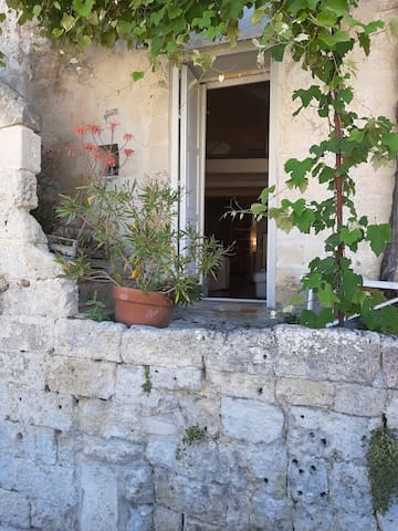 casa con soppalco