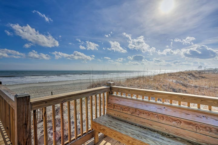 Central Myrtle Beach Resort Condo Near Golf&Ocean!
