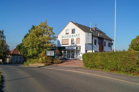 Апартамент за  двама до трима души във Волмарщайн.
