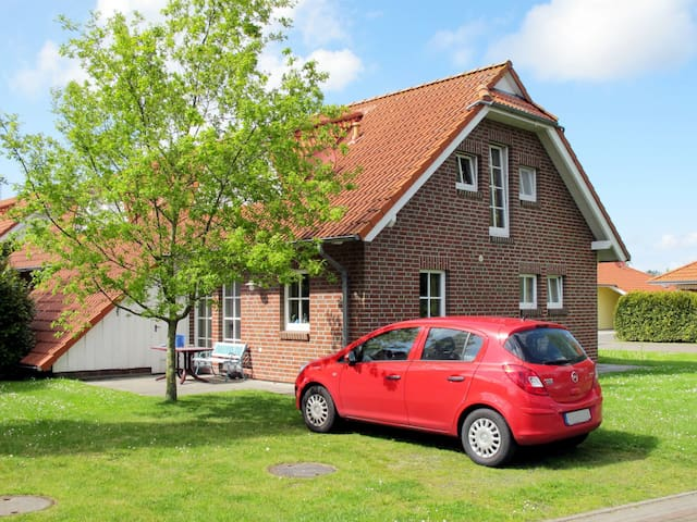 """House Ferienpark """"Am Meer"""" for 6 persons"""
