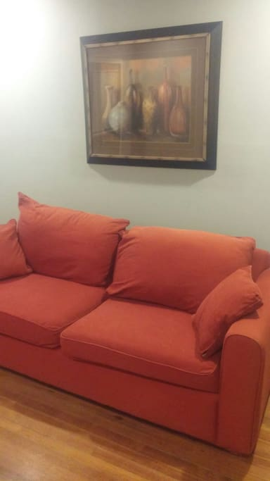 Nice sofabed