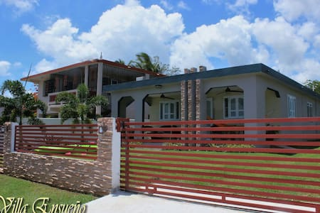 Villa Ensueño a cozy place @ beach - Patillas