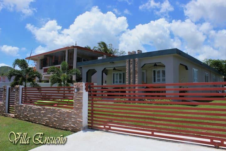 Villa Ensueño a cozy place @ beach