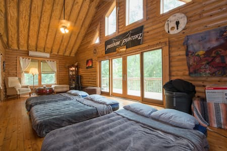 CABIN RETREAT IN THE FOREST - Orlando - Cabane