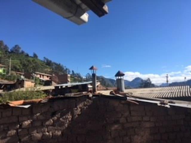 Chiquian pueblo unico y particular