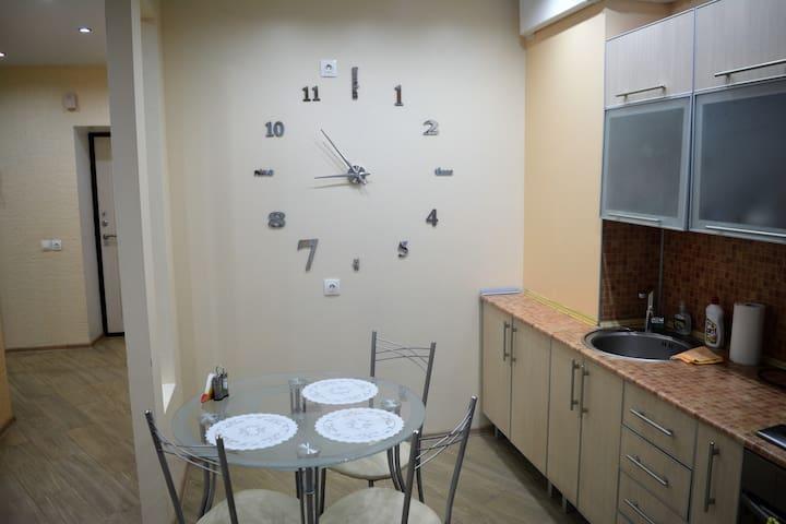 1-к квартира ул.Оломоуцкая, д.35А - Volzhskiy - Lägenhet