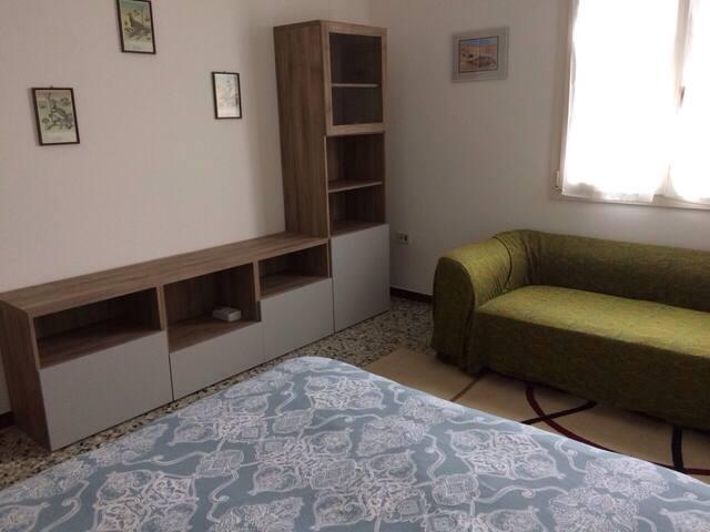 Cozy room in Ferrara