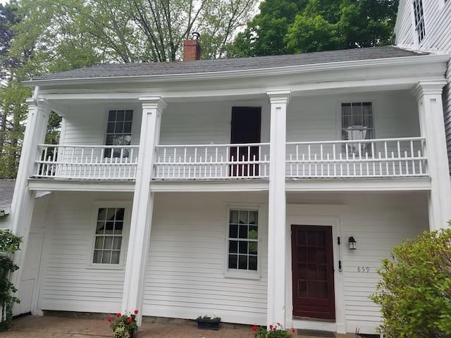 Historic Farmhouse at BOTL Farm